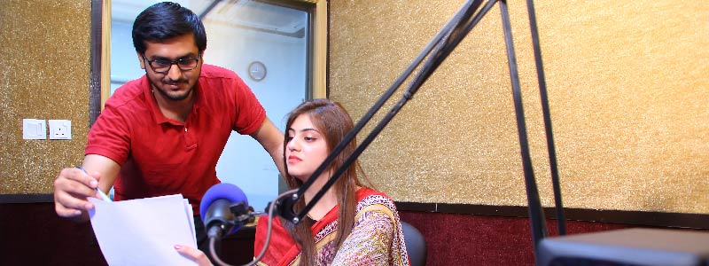 FM Radio Station - University of Central Punjab