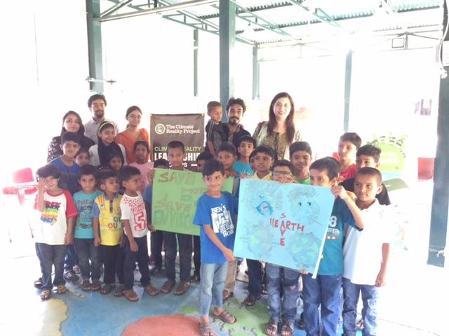 SAF Students visited SOS - University of Central Punjab