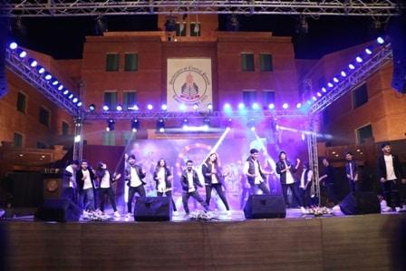 Fresher's Eve 2018 - University of Central Punjab