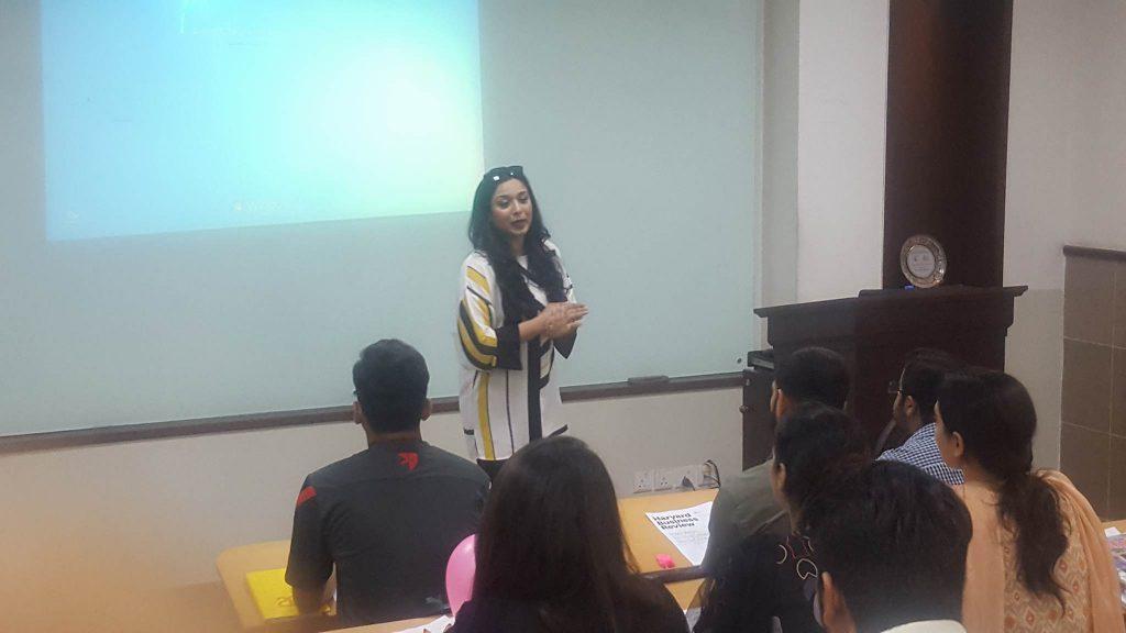 Guest Speaker Session - Social Entrepreneurship - University of