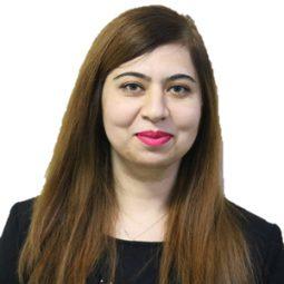Ms. Amina Rizwan