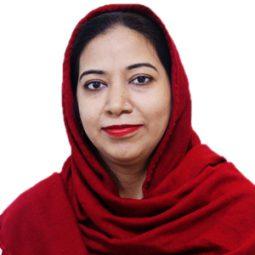 Dr. Amina Arif