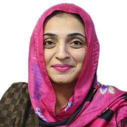 Ms. Mahpara Shah