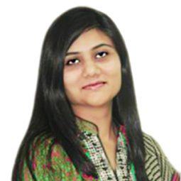 Ms. Qurat-ul-Ain Muqarrab