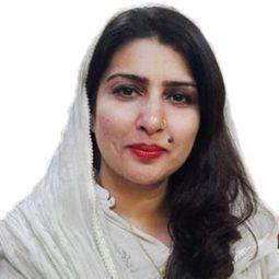 Ms. Farhat Abdullah