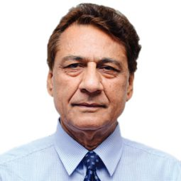 Mr. Zamir Hussain Naqvi