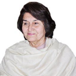 Justice (r) Nasira Iqbal