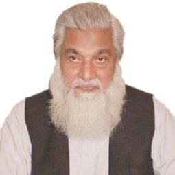 Justice (r) Dr. Munir Ahmad Mughal