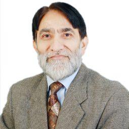 Prof. Dr. Shahid S. Siddiqi