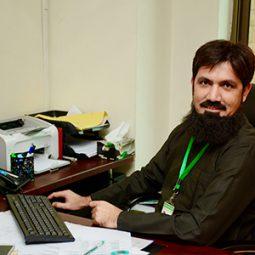 Saeed Iqbal Khattak