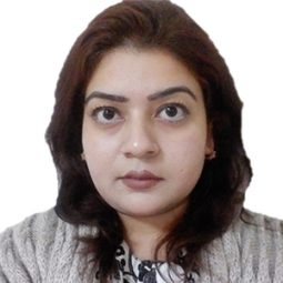Ms. Sadia Zia