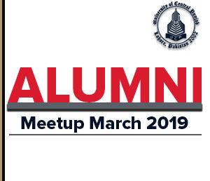 Alumni Meetup March 2019