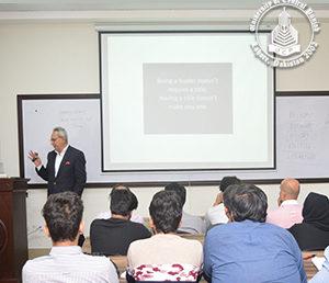 Guest Speaker Session by Kamran Rizvi & Umair Jaliawala