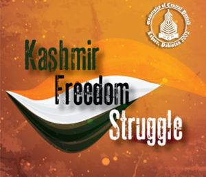 Seminar on Kashmir Freedom Struggle