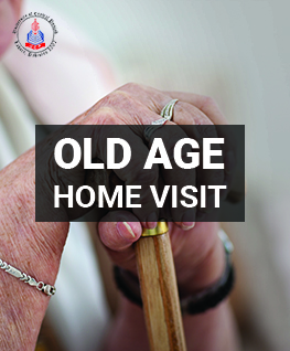 Old Age Home Visit